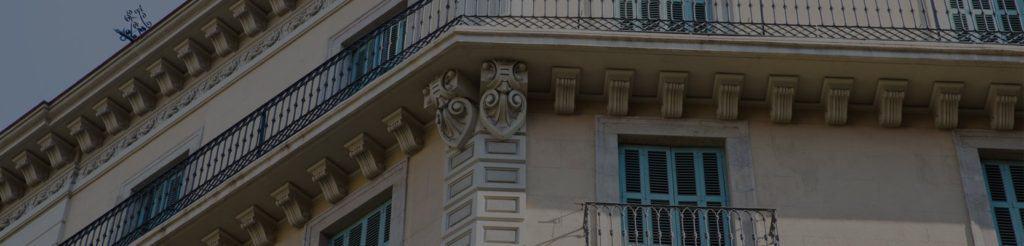 gestion patrimonio inmobiliario barcelona, fincas almendros