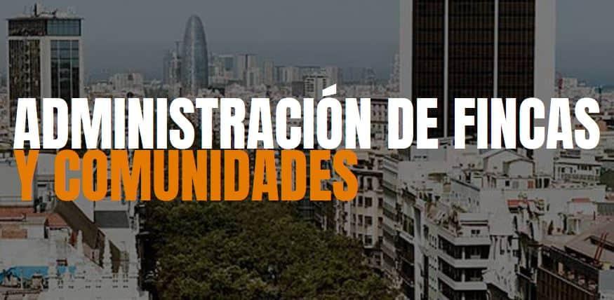 serviicos administracion de fincas en Barcelona