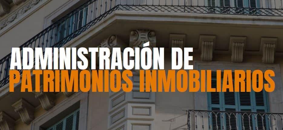 administracion y gestion patrimonios inmobiliarios barcelona