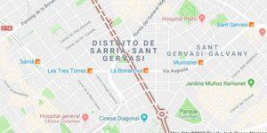 administracion fincas ganduxer barcelona
