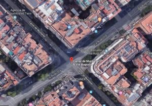 alquiler venta pisos via agusta muntaner barcelona