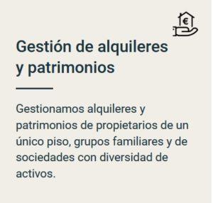 gestion de alquileres barcelona