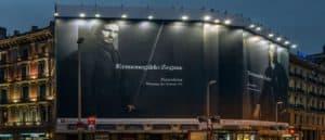 aumentar ingresos edificio barcelona, lonas publicitarias