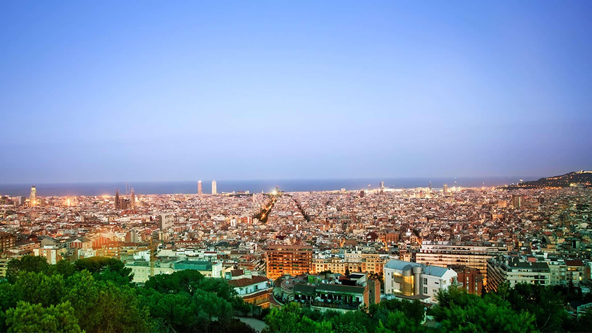 Almendros administrador Fincas Barcelona